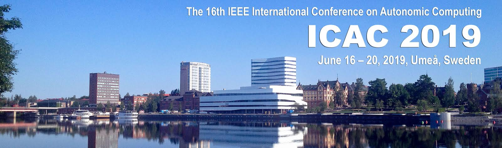 ICAC 2019 - The International Conference on Autonomic Computing